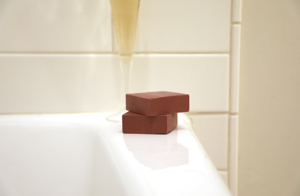 Black Cherry Champagne Soap