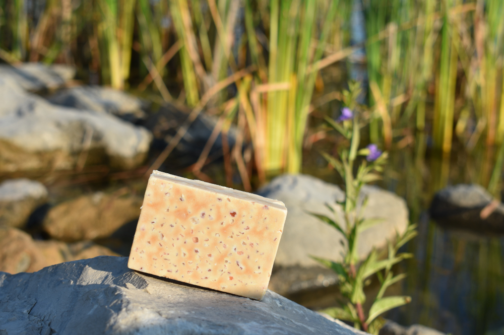 Himalayan Sea Salt Soap