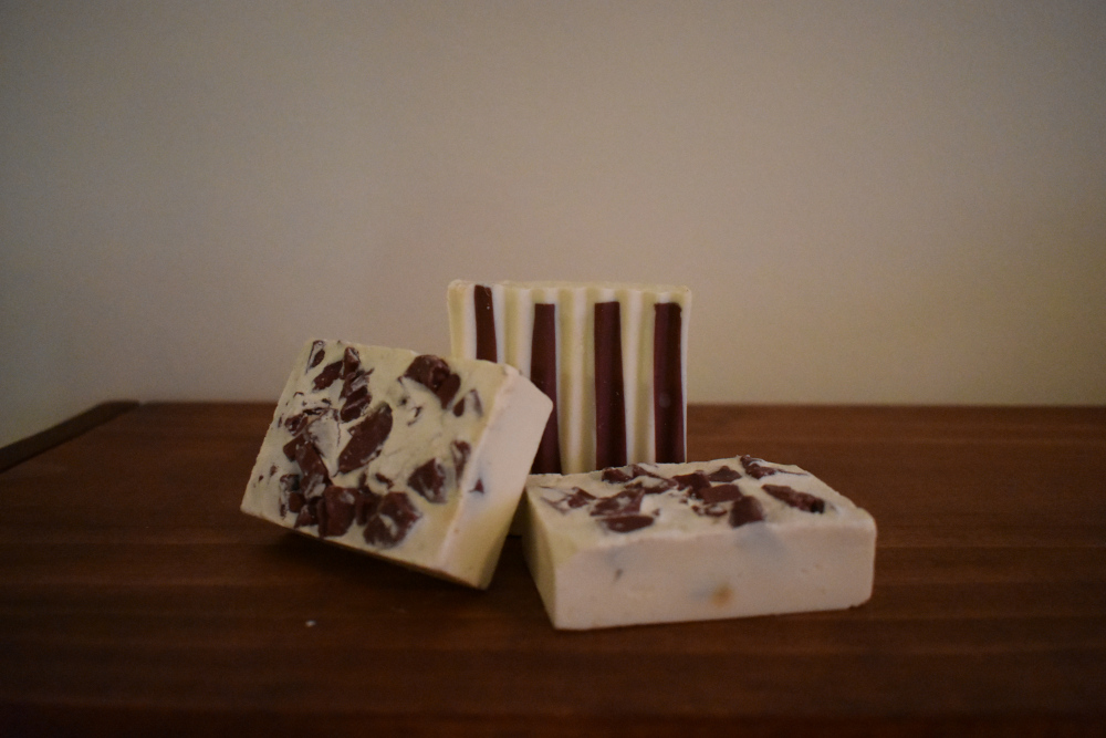 Peppermint Bark Soap
